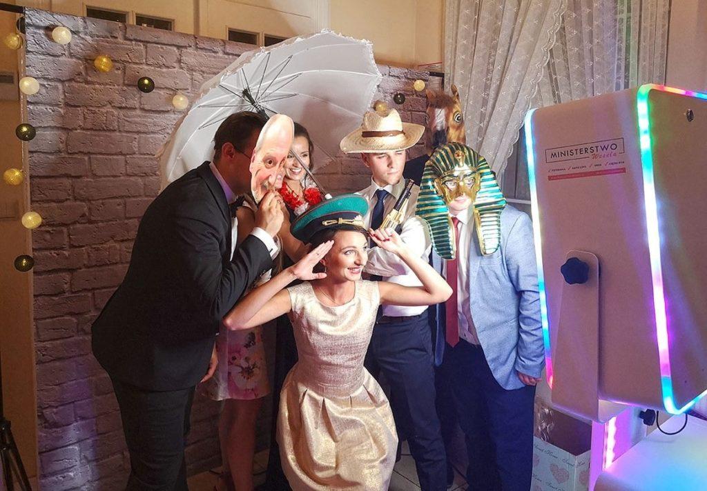 Opinia po weselu - SuperPakiet trzech atrakcji weselnych